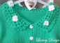 Preview: Strickanleitung Kinderjacke 6 Monate-3 Jahre Spring Design No.13
